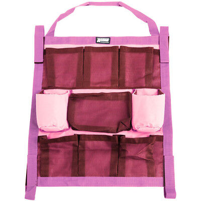 Roma Trailer And Stable Unisex Pouch Organiser - Pink One Size