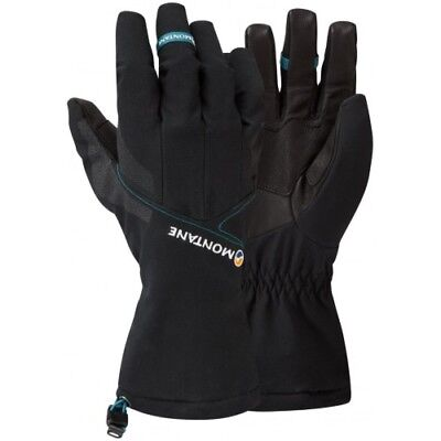 Montane Alpha Unisex Gloves - Black All Sizes