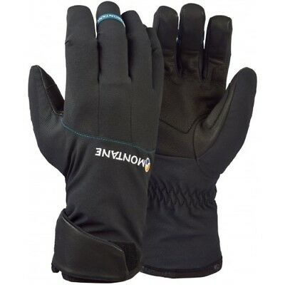 Montane Alpine Guide Unisex Gloves - Black All Sizes