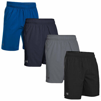"Under Armour Mens UA HeatGear Mirage 8"" Shorts Workout Gym Training 57% OFF RRP"