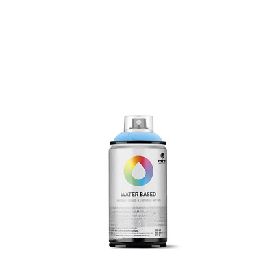 MTN Water Based Spray Paint - Matt Finish, Low Pressure, 52 Colours - 300ml Can