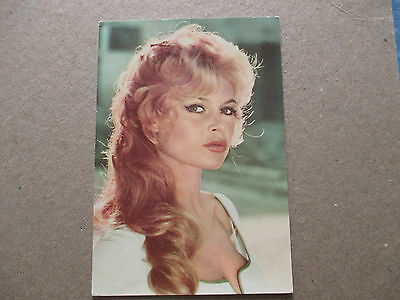 BB BRIGITTE BARDOT CPSM cp  v1960 STAR 41 cinéma movie actrice ACTRESS Sam levin