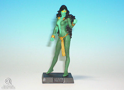 Gamora Statue Marvel Classic Collection Die-Cast Figurine Guardians Galaxy #189