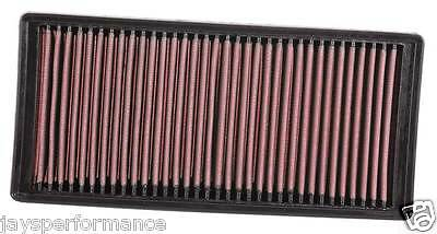 Kn Air Filter Replacement For Toyota Avensis 2.2L-L4 Dsl; 2005