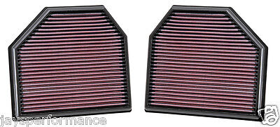 Kn Air Filter (33-2488) Replacement High Flow Filtration