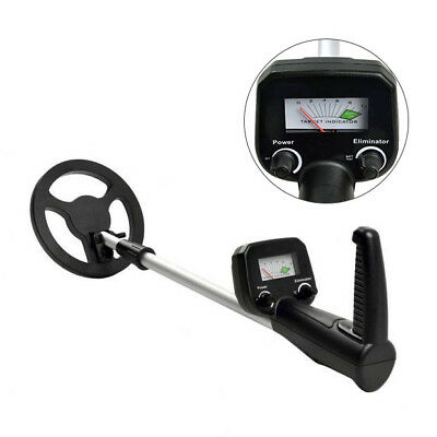 New Light weight Bounty Hunter Junior Metal Detector for child Sound alarm AW91