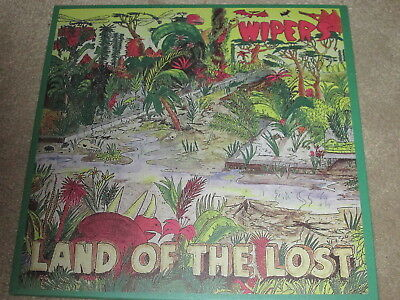 The Wipers - Land Of The Lost - New - Lp Record