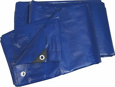 Cover 180g/m² Blue Cover Fabric Cover Boat Cover Protective Cover Wood Tarp