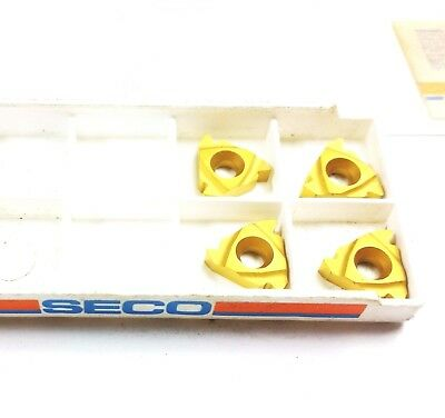 Seco 16ER 8APIRD CP30 Carbide Inserts (4 New Inserts) (R 259)