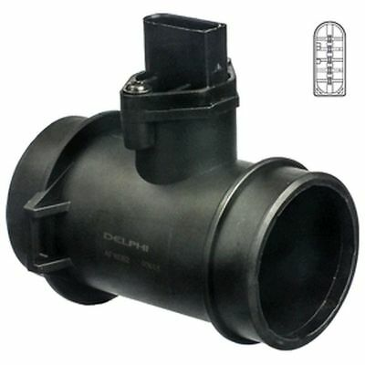 Mass Air Flow Sensor MAF for BMW Z3 E36 2.8 M52 Petrol Delphi