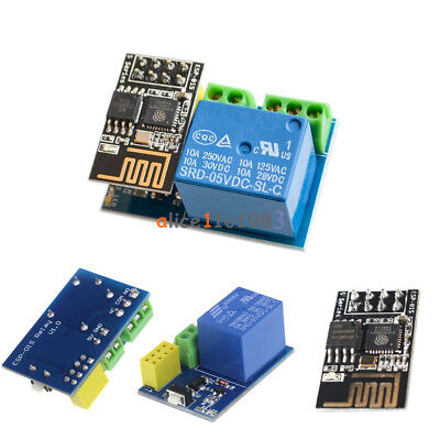 5V Wifi Relay Module +ESP8266 ESP-01S for TOI APP Controller Smart Home DIY