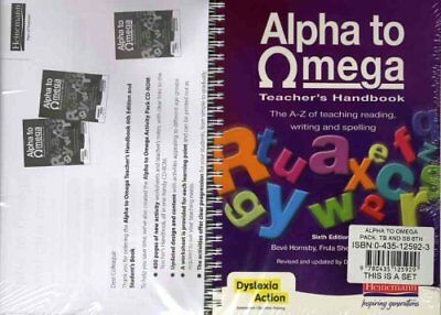 Alpha to Omega Pack: Teacher's Handbook and Student's Book 6th ... 9780435125929