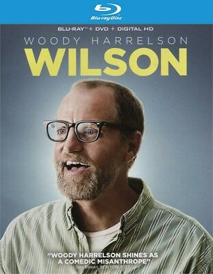 Wilson (Blu-ray Disc ONLY, 2017)