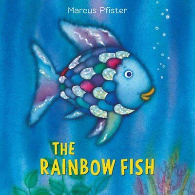 The Rainbow Fish by Marcus Pfister 9781558585362 (Board book, 1996)