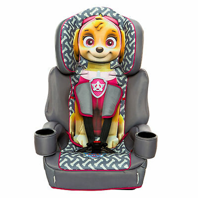 New Kids Embrace Group 1 2 3 Car Seat Paw Patrol Skye 9 - 36Kgs