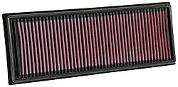 Kn Air Filter Replacement For Peugeot 308 L4-1.2L F/i; 2014