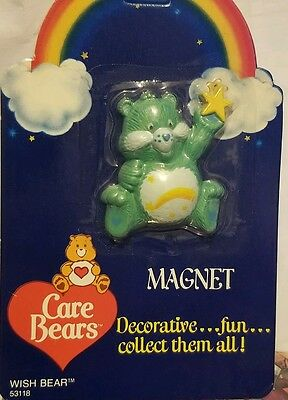 Care bears wish bear magnet