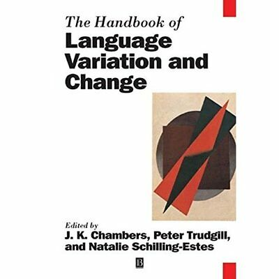 The Handbook of Language Variation and Change (Blackwel - Paperback NEW Chambers