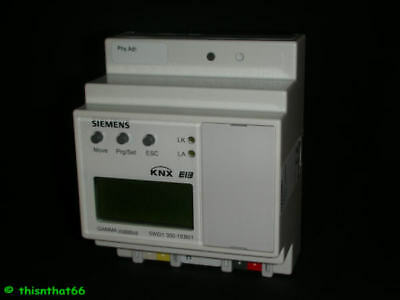 siemens knx eib ip viewer n151 eur 84 00 picclick de. Black Bedroom Furniture Sets. Home Design Ideas