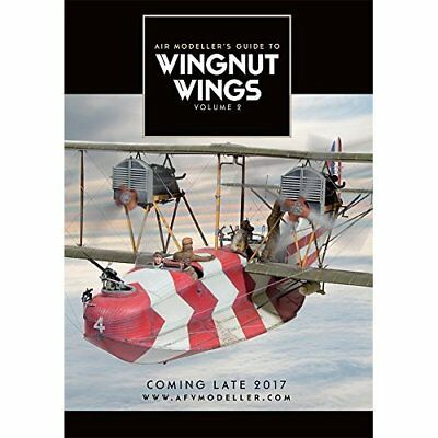 Wingnut Wings. Volume 2 (Air Modeller's Guide) - Paperback NEW Available, Not 17