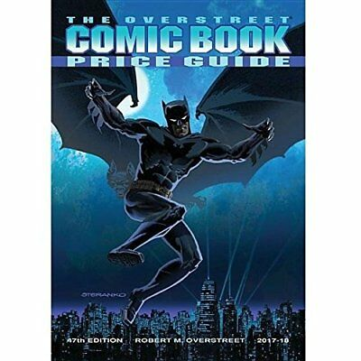 Overstreet Comic Book Price Guide Volume 47 - Paperback NEW Overstreet, Rob 01/0