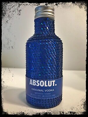 Absolut Vodka Sequin 50ml Selfmade