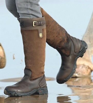Mountain Horse Forest Highlander Boots RRP £230