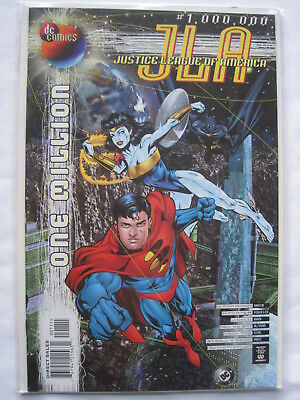 JLA issue 1,000,000, ONE MILLION. JUSTICE LEAGUE of AMERICA, DC , 1998