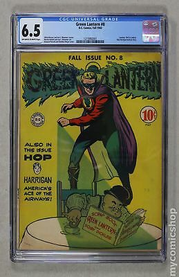 Green Lantern (Golden Age) #8 1943 CGC 6.5 1215992001