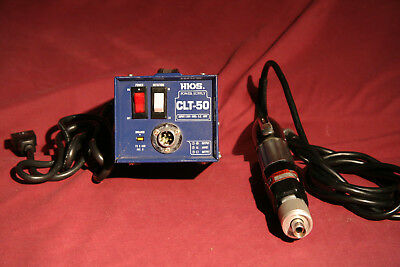 Hios Clt-50 Power Supply And Mountz 1/4 In Driver