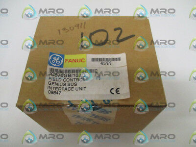 Ge Fanuc Ic670Gbi102C  Interface Module *factory Sealed*