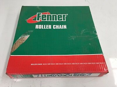Fenner Roller Chain 80-1 X 10Ft Industrial