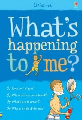 What's Happening to Me? (Boy) by Alex Frith 9781409599609 (Hardback, 2015)