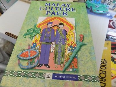 Malay Culture Pack - Montage Culture - See The Pictures