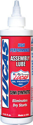 Lucas Semi-Synthetic Assembly Lube 8 Oz 10153
