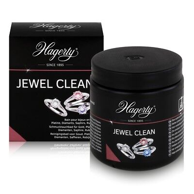 Hagerty Jewel Clean - Schmucktauchbad für Gold, Diamanten 170ml (1er Pack)