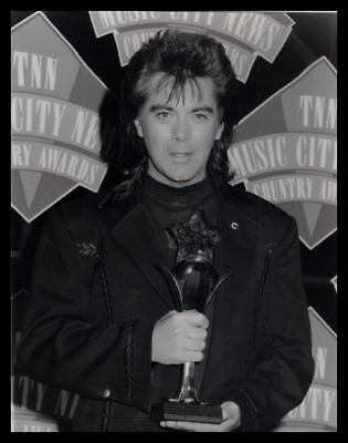 1993 MARTY STUART Country Music Artist Vintage Original Photo gp