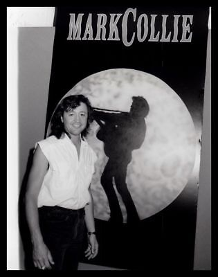 1993 MARK COLLIE Country Music Artist Vintage Original Photo gp