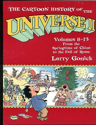 The Cartoon History of the Universe II   Volumes 8-13    Larry Gonick    1994