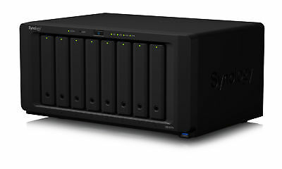 NEW! Synology DS1817+ 2GB 48TB 8 x 6TB WD RED 8 Bay NAS with 2GB RAM