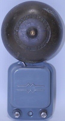 Antique Oct 23 1860's Patent Door Bell Ringer Victorian Collectible Antique