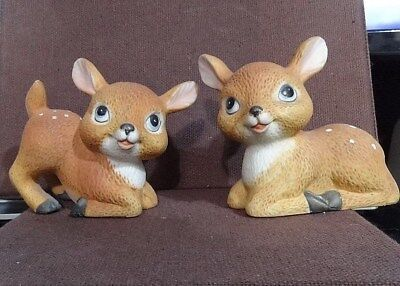 HOMCO  Two Little Fawns  # 1473
