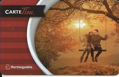 New Tim Hortons Love On Swing 2015 French Only Mint Gift Card From Canada
