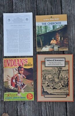 Misc. American Indian Books