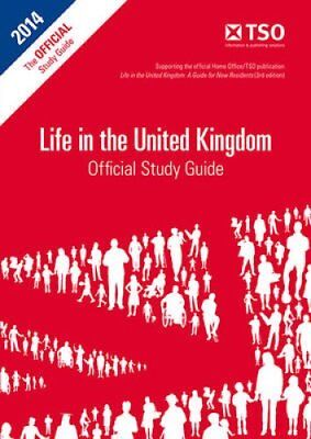 Life in the United Kingdom official study guide by Jenny Wales 9780113413423