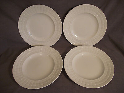 "Set of 4 Lenox Kate Spade Oakwilde 9 1/2"" Salad/Luncheon Plates"