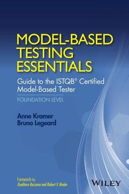 Model-Based Testing Essentials - Guide to the ISTQB Certified M... 9781119130017