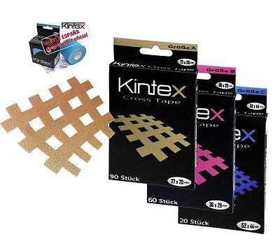 Crosstape / Cross Tape 10 Laminas 6 Piezas Son 60 Piezas Kinesiology Taping