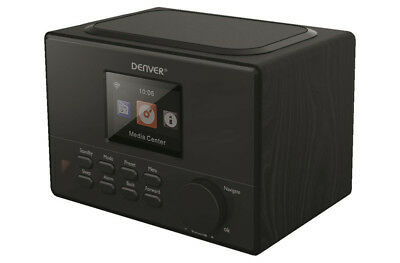 Digitalradio DAB Radio Internetradio Radiowecker WLAN, USB, AUX-IN Denver IR-120