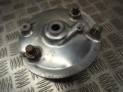 Honda CL175 CB175 Circa 1969-1974 Front Brake Braking Drum Plate